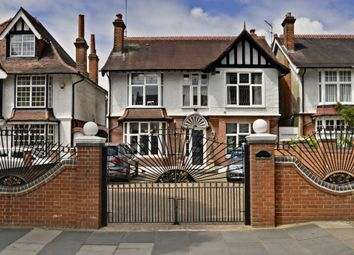 Thumbnail 5 bed detached house for sale in Argyle Road, Ealing