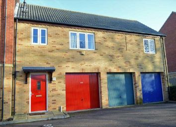 Thumbnail 2 bed flat to rent in Chapman Road, Wellingborough