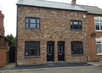 Thumbnail 3 bed terraced house for sale in Junction Road, Kingsley, Northampton