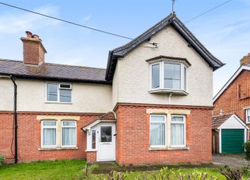 Thumbnail 3 bed semi-detached house for sale in High Street, West Lavington, Devizes