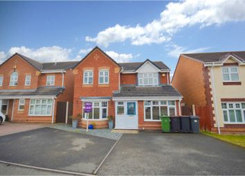 Thumbnail 4 bed detached house for sale in Okeford Way, Nuneaton