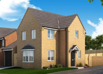 "Thumbnail 3 bed property for sale in ""The Mulberry At Woodland Mews"" at Manor Way, Peterlee"
