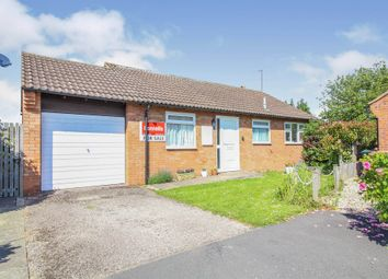 Thumbnail 2 bed detached bungalow for sale in Cobham Close, Welland, Malvern