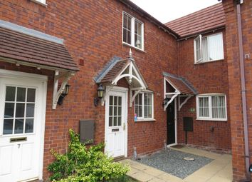Thumbnail 2 bed town house for sale in West Hyde, Hinckley