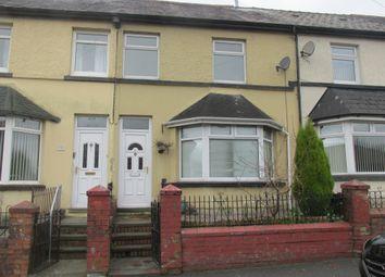 Thumbnail 3 bed terraced house for sale in Kingsley Terrace, Aberfan, Merthyr Tydfil