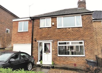 Thumbnail 4 bedroom semi-detached house for sale in West Hill, Kimberworth, Rotherham