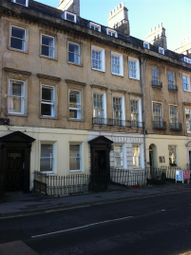 Thumbnail 1 bed flat to rent in Pierrepont Street, Bath