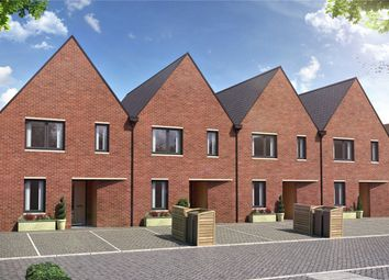 Thumbnail 3 bed terraced house for sale in 92 Jericho Mews, Wolvercote Mill, Oxford