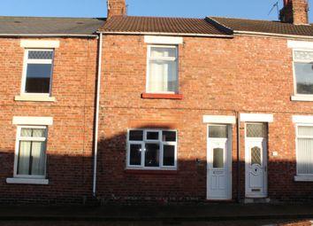 Thumbnail 2 bedroom terraced house to rent in Johnson Street, Eldon Lane, Bishop Auckland