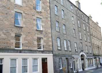 Thumbnail 4 bed flat to rent in St Leonards Street, Newington, Edinburgh