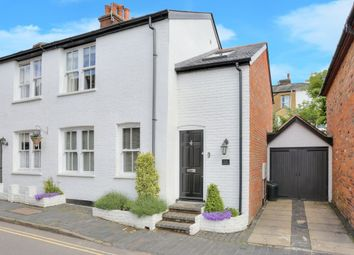 Thumbnail 3 bed semi-detached house for sale in Sopwell Lane, St.Albans