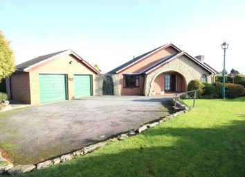 Thumbnail 3 bed detached bungalow for sale in Lindrick Close, Worksop