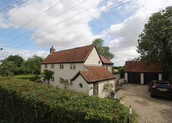 Thumbnail 4 bed detached house for sale in Cardinals Green, Horseheath, Cambridge