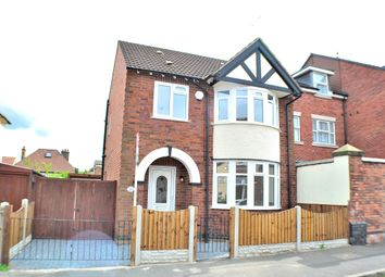 Thumbnail 3 bed detached house to rent in Palmerston Street, New Normanton, Derby