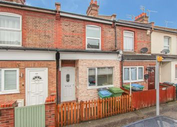 Thumbnail 2 bedroom terraced house for sale in Leavesden Road, Watford
