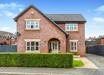 Thumbnail 4 bed detached house for sale in Summerfields, Coppull, Chorley