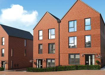 """Thumbnail 4 bed property for sale in """"The Longley At Birchlands"""" at Earl Marshal Road, Sheffield"""