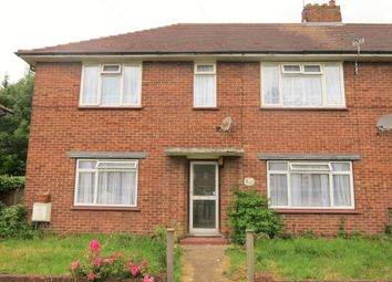 Thumbnail 2 bed maisonette to rent in Barn Close, Northolt