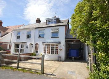 Thumbnail 4 bed property for sale in Stanley Road, Lymington