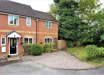 Thumbnail 3 bed end terrace house for sale in Marston Drive, Newbury