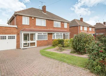 Thumbnail 3 bedroom semi-detached house for sale in Derwent Road, Tettenhall, Wolverhampton