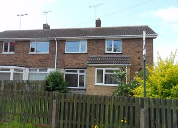 Thumbnail 3 bed semi-detached house to rent in 26 Petersmith Drive, New Ollerton, Newark, Nottinghamshire