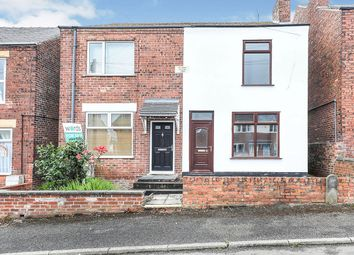 2 bed semi-detached house for sale in Knighton Street, North Wingfield, Chesterfield, Derbyshire S42