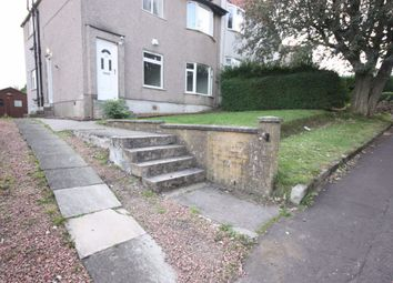 Thumbnail 3 bed flat to rent in Crofthouse Drive, Croftfoot, Glasgow