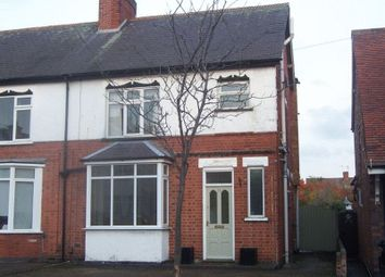 Thumbnail 3 bedroom semi-detached house to rent in Northfield Road, Hinckley