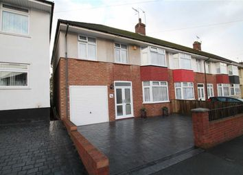 Thumbnail 4 bedroom end terrace house for sale in Nibley Road, Shirehampton, Bristol