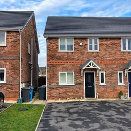Thumbnail 3 bed semi-detached house for sale in 5 Old Manor Farm Close, Oldham
