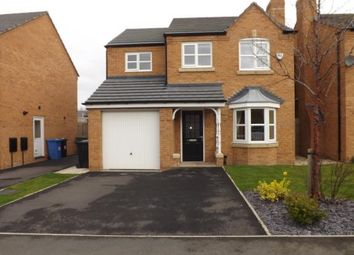 Thumbnail 3 bed detached house for sale in Powder Mill Road, Warrington