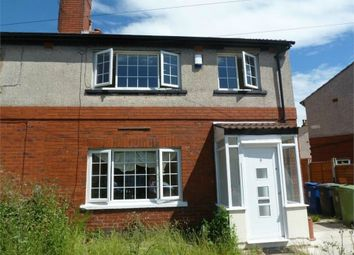 Thumbnail 3 bed semi-detached house for sale in Mersey Street, Leigh, Lancashire
