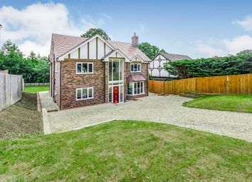 Thumbnail 5 bedroom detached house for sale in Moorhill Road, West End, Southampton