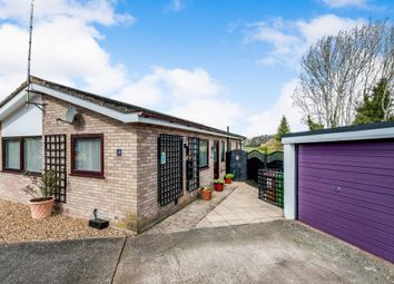 Thumbnail 2 bed detached bungalow for sale in Curtis Drive, Feltwell, Thetford