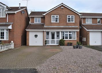 Thumbnail 4 bed detached house for sale in Dryden Close, Galley Common, Nuneaton