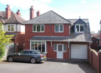 Thumbnail 4 bed detached house for sale in Sundorne Road, Shrewsbury
