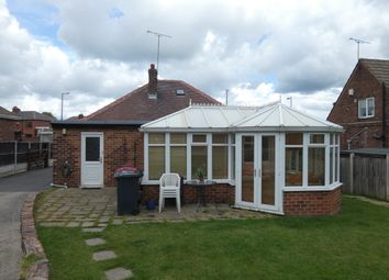 Thumbnail 4 bed detached bungalow for sale in Fitzwilliam Street, Swinton, Mexborough
