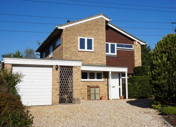 Thumbnail 4 bed detached house for sale in Heath Close, Wokingham