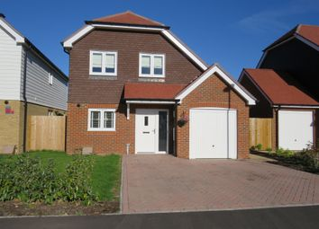 Thumbnail 4 bedroom detached house for sale in Deane Close, Sittingbourne