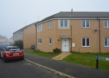 Thumbnail 3 bedroom property for sale in Justice Way, Hampton Vale, Peterborough