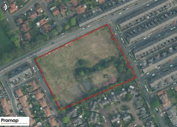 Thumbnail Land for sale in Land At Salters Road, Gosforth, Newcastle Upon Tyne
