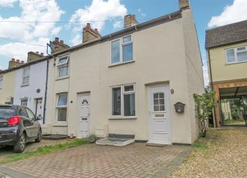 Thumbnail 2 bed end terrace house for sale in Rose Lane, Biggleswade