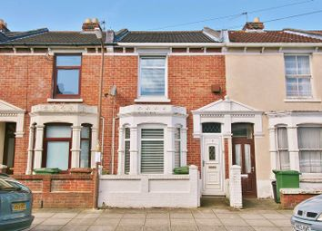 Thumbnail 2 bed terraced house for sale in Hollam Road, Southsea