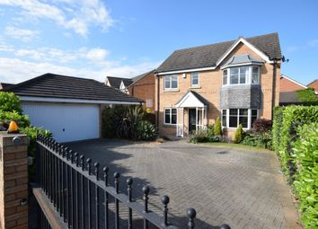 Thumbnail 4 bed detached house for sale in Gleneagles Drive, Normanton