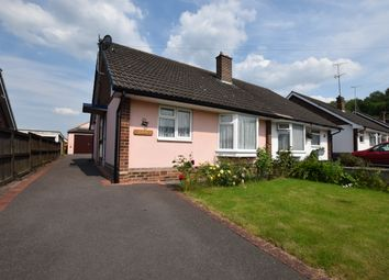Thumbnail 2 bed semi-detached bungalow to rent in Marlborough Crescent, Stapenhill, Burton-On-Trent