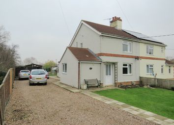 Thumbnail 3 bed semi-detached house for sale in Dowdyke Road, Sutterton, Boston