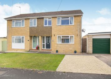 Thumbnail 3 bed semi-detached house for sale in Raleigh Road, Stalbridge, Sturminster Newton