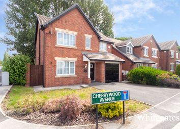 Thumbnail 4 bed detached house for sale in Cherrywood Avenue, Halewood, Liverpool, Merseyside