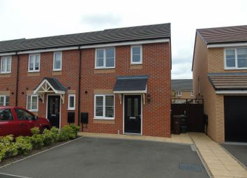 Thumbnail 3 bedroom town house for sale in Tomkys Gardens, Wolverhampton